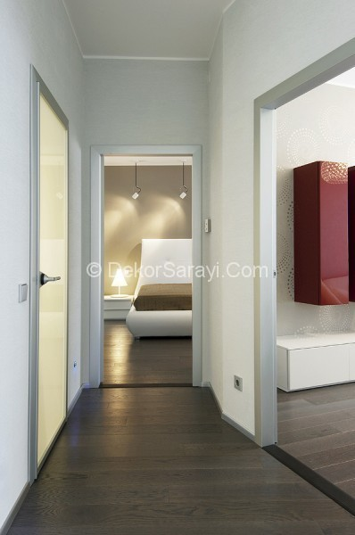 Apartments Glass Doors Also Wood Tile Design In Bedroom Awesome and önerileri