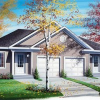 Duplex House Plans : There is a strong market for high impact housing fotoları