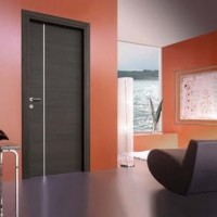 Interior Doors Design With New Design Model Simple. resimleri