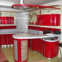 moda How To Choose The Most Suitable Kitchen Cabinets. fotoları