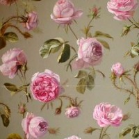 Trend vintage wallpaper patterns Dizaynları